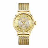 JBW Womens Gold Tone Bracelet Watch-J6339a
