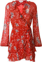 IRO Vilia floral print dress
