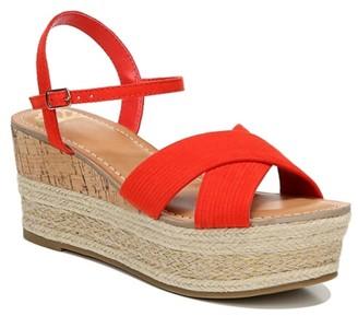Fergalicious Pardy Espadrille Wedge Sandal