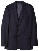 Aquascutum Twill Suit Jacket, Navy