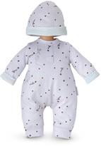 Corolle My Classic 36cm Grey stars pyjama and hat