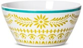 Mudhut Marika 6in Melamine Cereal Bowl - Gold