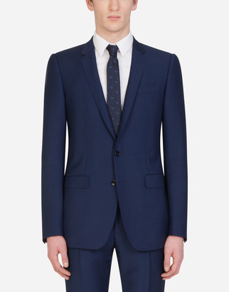 Dolce & Gabbana Wool Martini-Fit Suit