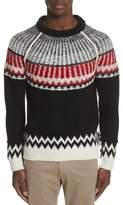 Burberry Rycroft Wool & Cashmere Blend Sweater