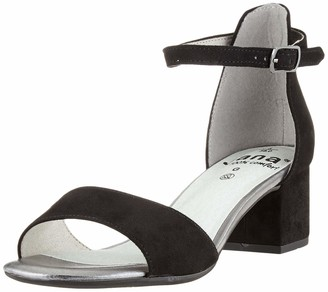 Jana 100% comfort Women's 8-8-28314-24 Ankle Strap Sandals