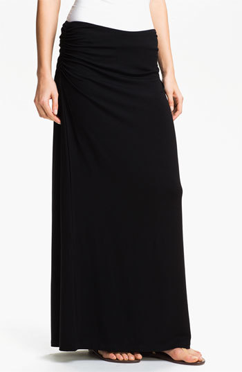 Caslon Convertible Maxi Skirt (Regular & Petite)
