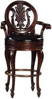 Howard Miller Niagra Bar Stool in Rustic Cherry
