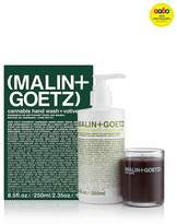 MALIN+GOETZ Cannabis Hand Wash & Votive Gift Set - GQ60, 100% Exclusive