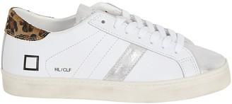 D.A.T.E Hill Low Calf Sneakers