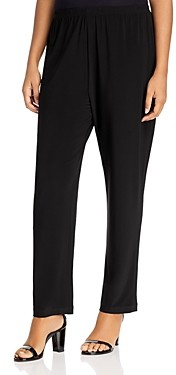 Caroline Rose Plus Slim Knit Pants