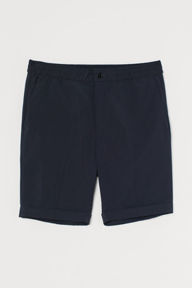 H&M Tailored Shorts - Blue