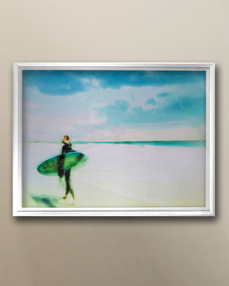 """Arabella Grand Image Home """"Final Surf"""" Giclee by Studios"""