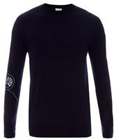 Loewe Anime intarsia wool-blend sweater
