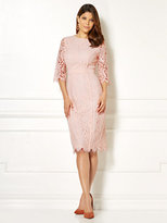 New York & Co. Eva Mendes Collection - Romina Lace Sheath Dress