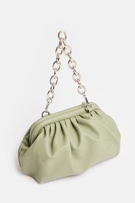 Coast Chain Strap Slouchy Shoulder Bag
