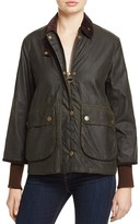 Barbour Border Cropped Mac Coat - 100% Bloomingdale's Exclusive