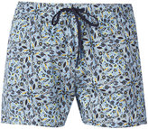 Fendi printed swim shorts - men - Polyamide/Spandex/Elastane - 48