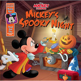 Disney Mickey & Friends: Mickey's Spooky Night Book