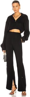 Nanushka Jude Jumpsuit in Black | FWRD