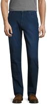 Robert Graham Men's Cotton Wortley Slim Fit Jeans