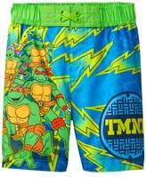 Crazy 8 Teenage Mutant Ninja Turtles Swim Trunks