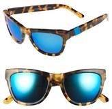 Westward Leaning Women's 'Pioneer' 53Mm Sunglasses - Crystal Shiny