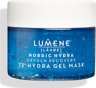 Lumene Nordic Hydra [Lahde] Oxygen Recovery 72H Hydra Gel Mask 150Ml