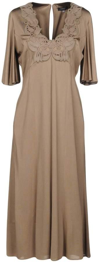 Andrew Gn 3/4 length dresses