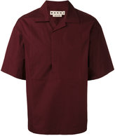 Marni short sleeved shirt - men - Cotton - 46