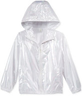 Ideology Iridescent White Jacket, Big Girls (7-16), Only at Macy's