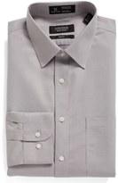 Nordstrom Smartcare TM Trim Fit Check Dress Shirt
