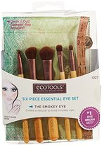EcoTools 6 Piece Essential Eye Brush Set (Packaging May Vary)