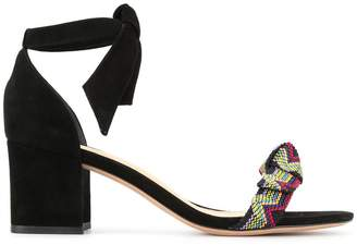 Alexandre Birman Printed Strap Sandals