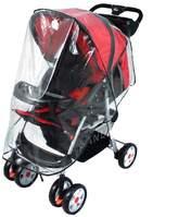 AMC Fashion Stroller Pushchairs Rain Cover Wind Shield Weather Shield