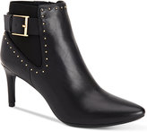 Calvin Klein Women's Jozie Studded Pointed Toe Booties