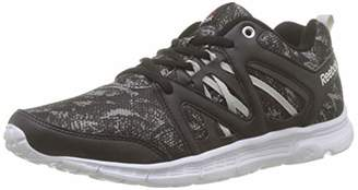 Reebok Men's Speedlux Running Shoes, Black/Silver/Gp