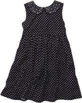 Osh Kosh Sparkle Pin Dot Dress