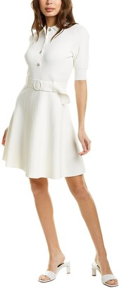 Shoshanna Edgemont A-Line Dress
