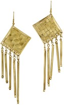 Mela Artisans Lolita in Gold Earrings