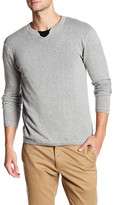 Autumn Cashmere Long Sleeve V-Neck Tee