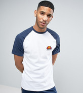 Ellesse Muscle Fit Raglan T-Shirt