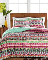 Pem America Tribal Stripe 3-Pc. Twin/Twin XL Comforter Set