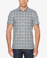 Perry Ellis Men's Plaid Shirt