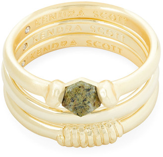 Kendra Scott Ellms Ring Set