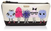 Kate Spade Monster Party Little Shiloh Pouch