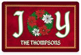 "Weather GuardTM ""Joy"" 18-Inch x 27-Inch Holiday Kitchen Mat"
