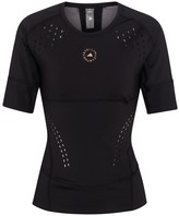 Thumbnail for your product : adidas by Stella McCartney TruePurpose stretch-jersey T-shirt