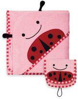 Skip Hop SKIP*HOP® Zoo Towel & Mitt Set in Ladybug