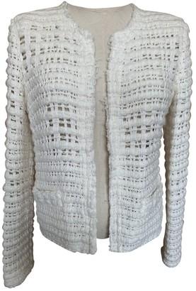 IRO Spring Summer 2019 White Wool Knitwear for Women