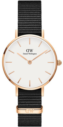 Daniel Wellington Petite Cornwall 28mm Rose Gold